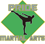 Pride Martial Arts primary logo