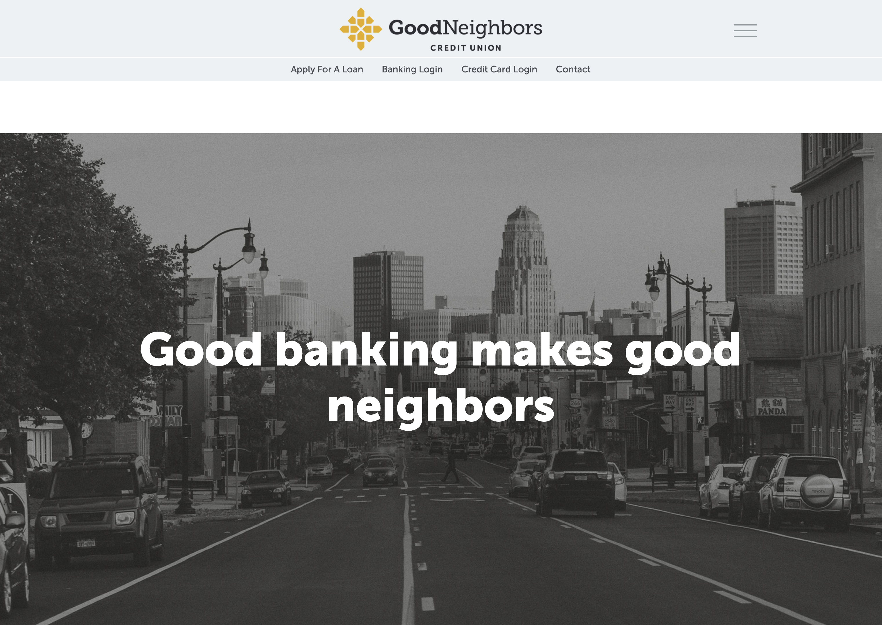 Good Neighbors Credit Union Bank