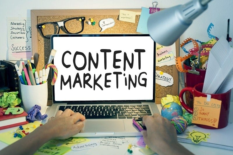 Blogging VS Content Marketing - What is the Difference