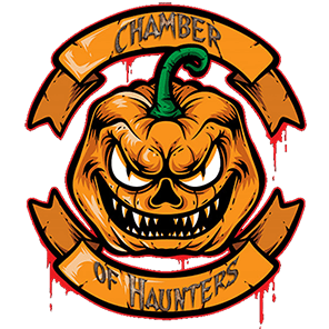 Chamber of Haunter Website Design