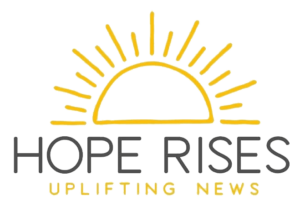 Hope Rises News Website Design